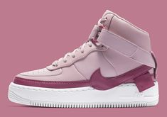 Nike Air Force 1 Jester High Women s Pink AR0625-501 Store List 7bff4180d