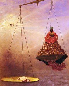 The Day of the Last Judgment - Jean-Léon Gérôme