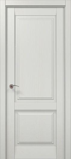 Купить Межкомнатные Двери Модель Millenium ML-10 ясень ТМ Папа Карло в Киеве