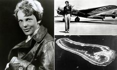 Did Amelia Earhart die a castaway? Eerie evidence suggests she did #DailyMail | These are some of the stories. See the rest @ http://www.twodaysnewstand.com/mail-onlinecom.html or Video's @ http://www.dailymail.co.uk/video/index.html And @ https://plus.google.com/collection/wz4UXB