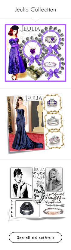"""""""Jeulia Collection"""" by selmica11 ❤ liked on Polyvore featuring jewelry, jeulia, Post-It, Maybelline, Kelly Wearstler, bracelets, beaded bangles, steel bangle, vintage beaded jewelry and four leaf clover jewelry"""