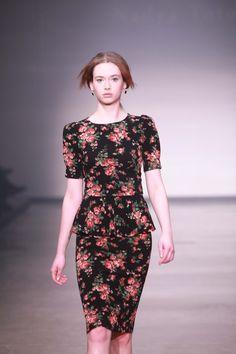 Montreal Fashion Week: Day 1 Fall 2013