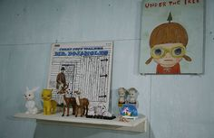 Yoshitomo Nara Hayward Gallery, Superflat, Yoshitomo Nara, Cult Following, My Works, Pop Art, Sculptures, Kawaii, Japanese