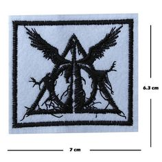 Harold Helicopter orTrain Motif// Badge Embroidered Iron//sew on