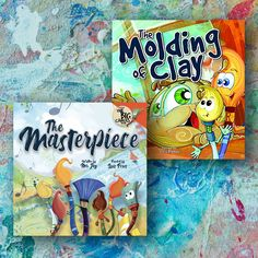 Great Books, My Books, Mo Willems, The Masterpiece, Big Canvas, Amazon Gifts, Book Reviews, Fiction Books, Book Activities