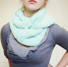 Simple Infinity Scary | AllFreeKnitting.com