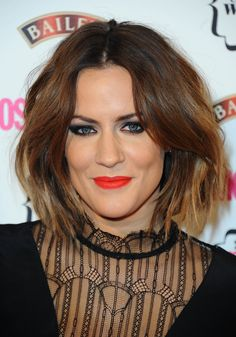 Caroline Flack in Cosmopolitan Ultimate Women of the Year Awards