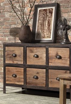 Beautifully Antiqued Furniture.