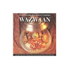 105 best regional indian cookbooks images on pinterest indian wazwaan traditional kashmiri cuisine by khan mohamed sahrief wazaaditional kashmiri muslim feast cooking forumfinder Gallery