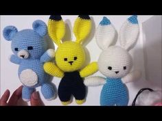 Amigurumi örgü oyuncak nasıl yapılır? - 1 - 10marifet - YouTube