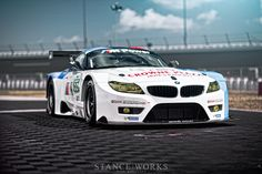 BMW Z4 GTE - Love this thing! Hit the jump for more great pics.