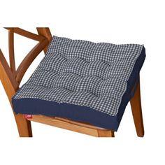 Dekoria Siedzisko Kuba na krzesło w kolekcji Quadro