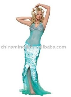 Mermaid Costume my 2014 Halloween goal