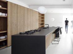 Van garage tot stijlvol woonhuis in Amsterdam - Roomed | roomed.nl