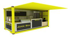 Juice Box™ | Elite Sourcing, LLC | The Source in Retail Fixtures and Hardware…