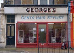 George's, Brockley Road SE4. This is now a lovely cafe