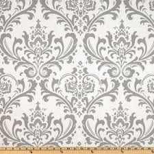Items similar to Damask Cotton Fabric - Yard - Drapery Fabric - Home Decor Fabric - Black and White - Fabric by the Yard on Etsy Black And White Fabric, Black White, Black Rock, Black Linen, Ivory White, Color Black, Victorian Wallpaper, Carousel Designs, Premier Prints