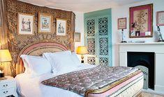 Decor: inspire-se com a casa fofa de Florence Welch, a vocalista da banda Florence Veja o post no www.garotasmodernas.com