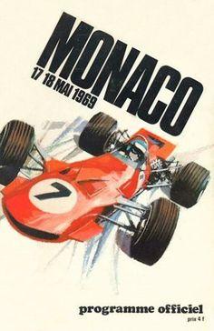 XXVII Grand Prix Automobile de Monaco, 1969
