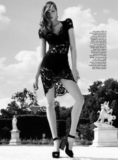 Marie Claire Australia, September 2012  this is pretty as fuck