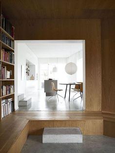 architecture interior design home decor inspiration minimalistic warm amazing arkitektur inredning inredningsdesign minimalistisk trä varmt wooden vackert