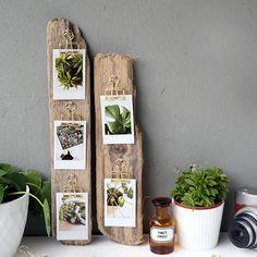 DIY Freunde Adventskalender Türchen Nummer 3 mit Lisa von Mein Feenstaub und weihnachtlichen FIMO Ideen: Instax-Geschenk-Fotos-Treibholz-00