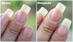 Como reparar una uña quebrada - How to fix a broken nail