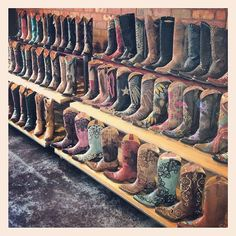 Buy Old Gringo Boots at rivertrailmercantile.com!