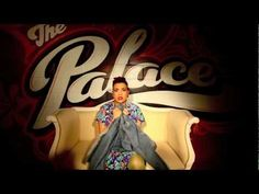 Parris Goebel - Proudly Odd   Santigold Medley. She's outdoing everyone on the dance floor from her throne