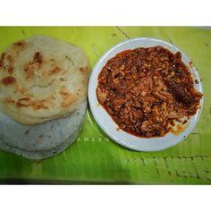 Porotta and Mutton Brain Rate - 60 Location- Bismi Balaramapuram _______________________________ Picture - eeeeeeeeeeeenn (Eat crew) _______________________________ Tag us to get your food photos featured. Kerala Food, Indian Food Recipes, Ethnic Recipes, Buzzfeed Food, Fried Chicken, Food Photo, Nom Nom, Brain, Eat
