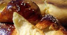 ΨΗΝΟΝΤΑΙ!! ΨΗΝΟΝΤΑΙ!! ΤΕΛΕΙΑ ΤΣΟΥΡΕΚΙΑ ΜΕ ΖΑΧΑΡΟΥΧΟ ΓΑΛΑ!! Η ΣΥΝΤΑΓΗ : 1 ζαχαρουχο γαλα , 3 κουτια ζαχαρη (μετραμε με το κουτι απο ζα... Baked Potato, Camembert Cheese, Baking, Ethnic Recipes, Food, Greek Recipes, Bakken, Essen, Meals