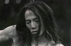 Tatsumi Hijikata BUTOH DANCER