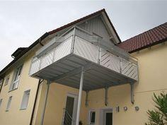 Stahlbau Haist - Balkone Geländer Freudenstadt