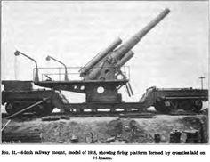 8-inch M1888 railway gun