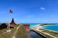 unknown national parks: Dry Tortugas