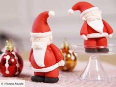 Magdalena, Fondant Cakes, Gum Paste, Creative Food, Christmas Decorations, Clay, Desserts, Centre, Tables