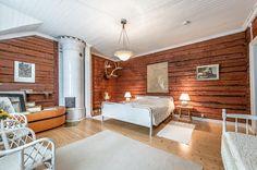 Sisustus  - Makuuhuone - Maalaisromanttinen
