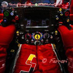 """Vettel: """"Las temperaturas nos ayudarían si se corriera de día"""""""