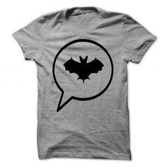 Bat Talk T Shirts, Hoodies. Get it now ==► https://www.sunfrog.com/Geek-Tech/Bat-Talk-T-Shirt.html?57074 $19
