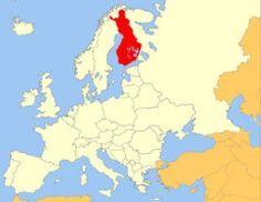 Opettele uudella tavalla euroopan valtiot ja niiden sijainnit. UPEA!!