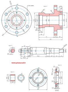 Resultado de imagen de meccanica disegni
