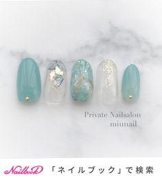 獲得ポイント16667pt(id:4447408) Asian Nail Art, Asian Nails, Japanese Nail Design, Japanese Nail Art, Stiletto Nail Art, Gel Nail Art, Stylish Nails, Trendy Nails, Kawaii Nails