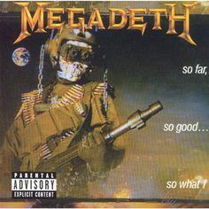 Megadeth - So Far, So Good...So What! (Bonus Tracks) [Explicit Lyrics] (CD)