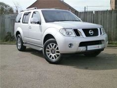 Used 2013 (63 reg) Silver Nissan Pathfinder 2.5 dCi Tekna 5dr for sale on RAC Cars