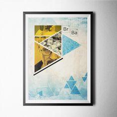 Breaking Bad 3 #poster #print #minimal #blackandwhite #scandinavian #nursery #minimalist #kidsroom #posters #prints #geometric #quote #quotes #quoteprint #wallart #decor #home #gift #homedecor #decoration #design #illustration #nordic #creative #buy #valentine #holiday #halloween #christmas #posterart #printart #giclee #fineart #artprints #northshire #movies