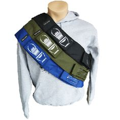 Cool solution for an easily accessible geocaching bag