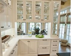 glass kitchen cabinet doors. Perfect Doors Kitchen White Theme With Semiopen Concept Glass CabinetsGlass Kitchen  Cabinet DoorsWhite  Throughout Doors C