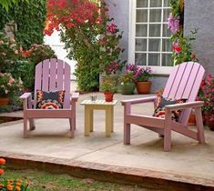 Ana White | Build a Home Depot Adirondack Side Table | Free and Easy DIY Project and Furniture Plans