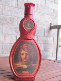 Vintage Jim Beam Bottle/Decanter   Rembrandt , $10.00