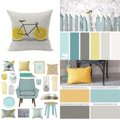 Home Decorating Websites Free Product Living Room Color Schemes, Living Room Colors, Bedroom Colors, Living Room Decor, Bedroom Decor, Gray Color Schemes, Paint Colors For Home, House Colors, Deco Design